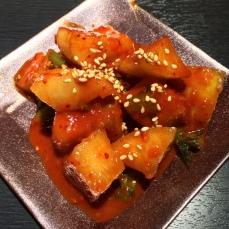 Bierrettich Kimchi