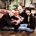 Yasuko, Pierre, Philippe