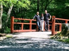 Yasuko, Pierre & Philippe