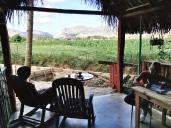 View to Valle de Silencio