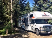 Our camping car