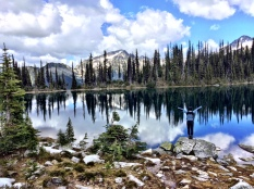 Eva Lake, Mount Revelstoke