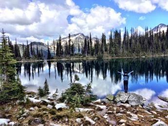 Eva Lake, Mount Revelstoke