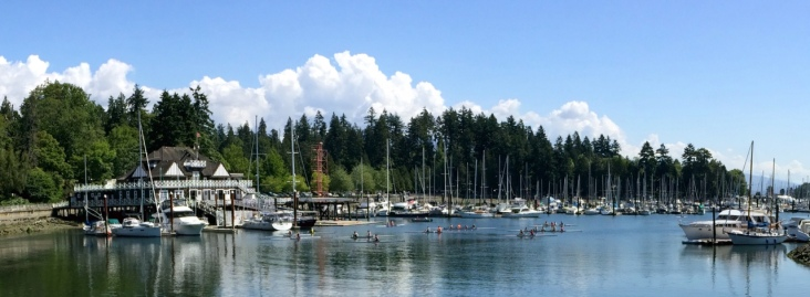 View of Stanley Park