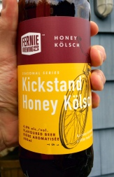 Kickstand Honey Kölsch