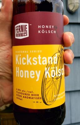 Kickstand Honey Kölsch