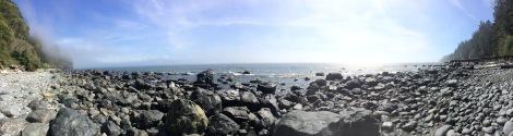 Bear Beach, but no bears...
