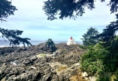Wild Pacific Trail, Ucluelet Lighthouse