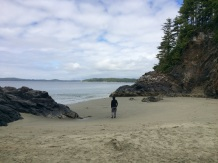 Secluded Third Beach