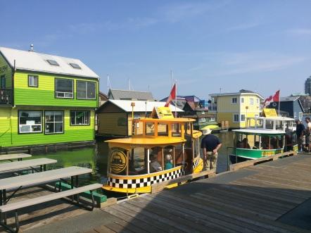 Taxi boat @ Fisherman's Wharf