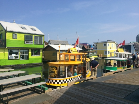 Taxi boat @ Fisherman's Wharf