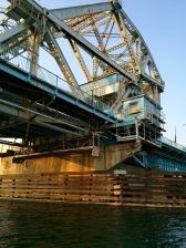 Galloping Goose Bridge over Victoria Harbour