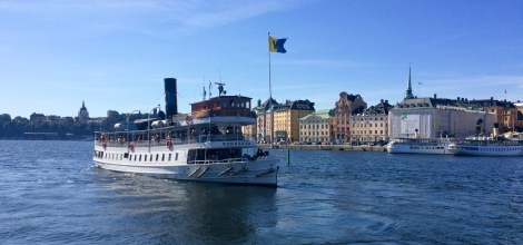 Archipelago Commuter Boat