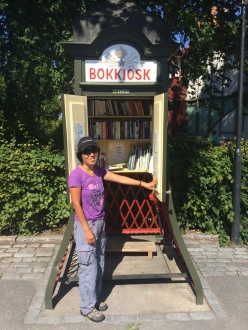 Bookkiosk (Book Exchange)
