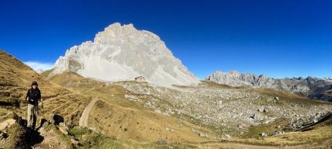 Sulzfluh & Carschinahütte