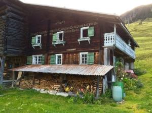 A quaint farmhouse