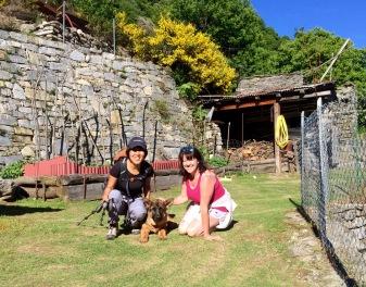 Yasuko & Rosemarie