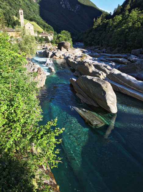 Roman bridge, Verzasca