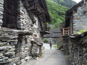 Costa Village, Verzasca Valley