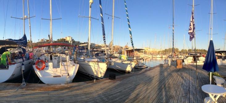 Floating Pier, Mahon