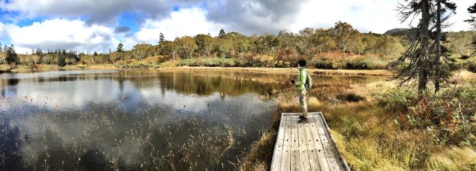 Shinsen-numa Marsh