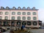 A nostalgic hotel