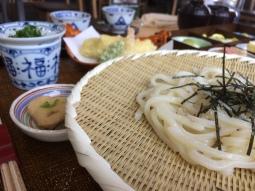 Udon with Shiokoji sauce