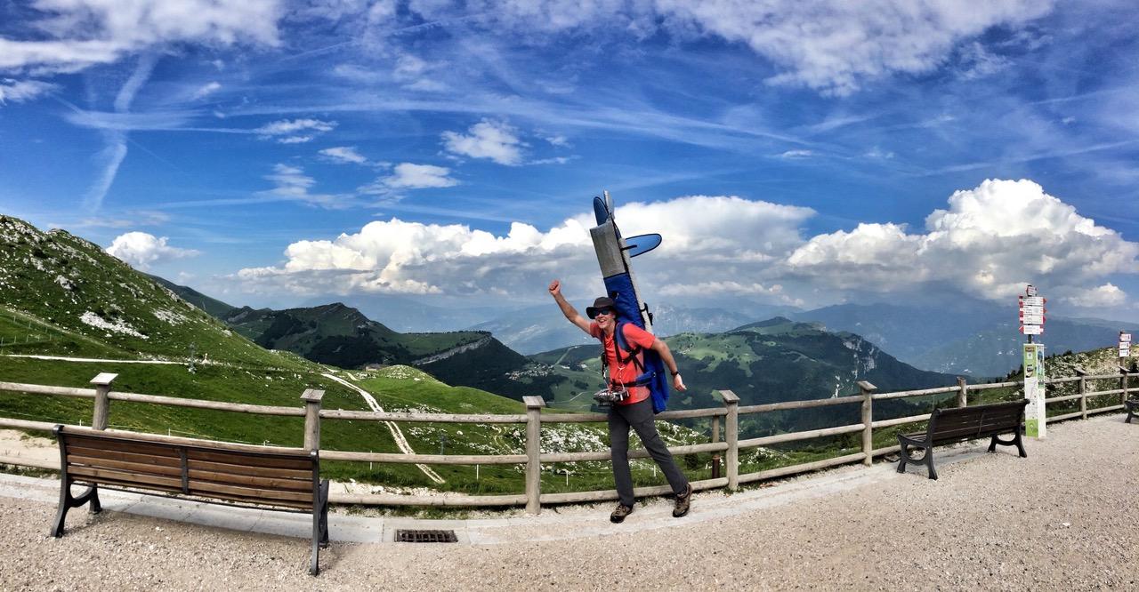 Monte Baldo Soaring