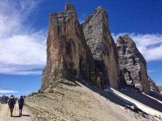Majestic peaks!