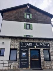 Rifugio Auronzo at 2333m
