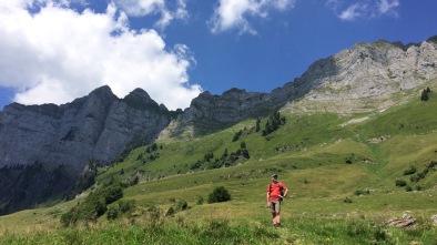 Churfirsten peaks