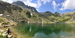 At the lakeside