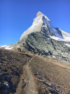 What a mountain