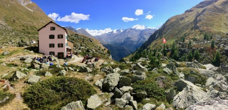 Trift Mountainhut
