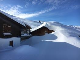 The Alp Valpun in deep sleep...