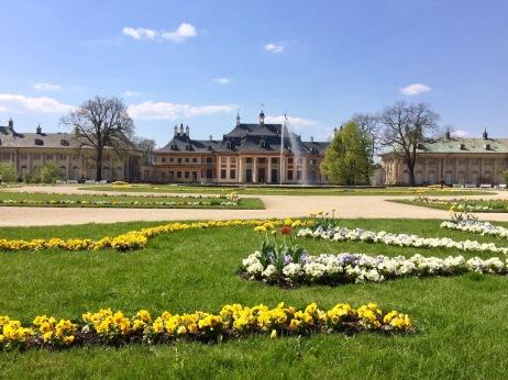 Pillnitz Palace and Park