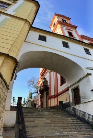 Litoměřice's fortification gate