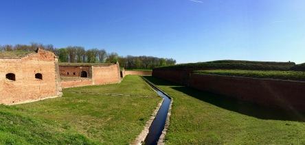 Terezin fortification