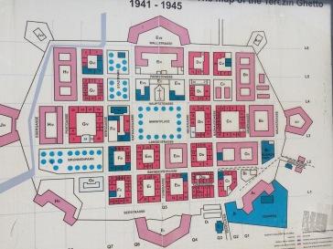 Terezin Concentration camp 1941-1945