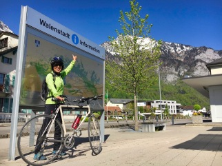 Made it to Walenstadt