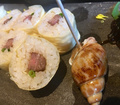 Yuba sushi