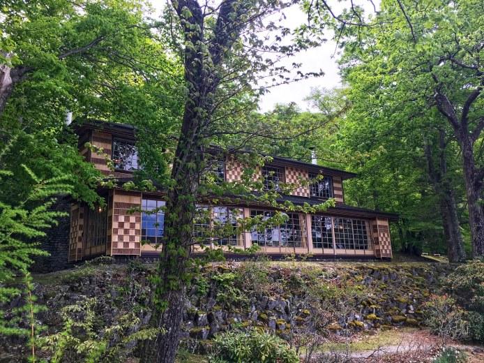 Italien embassy summer residence