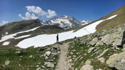Around Mt. Lagalb