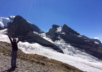 Blüemlisalp Glacier
