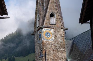 St. Antönien's church