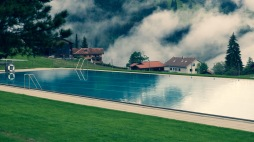Pany's swimming pool