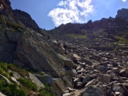 Rocks, rocks...