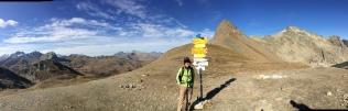Lunghin Pass 2645m