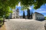 Former monastery church Rheinau