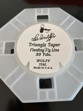 Flyline Triangle Taper #6 Floating ivory